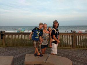 The Boardwalk at Myrtle Beach SC