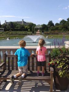 Hershey Gardens, Hershey, PA