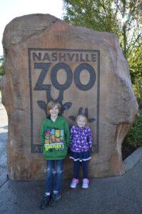 Nashville Zoo, Nashville TN