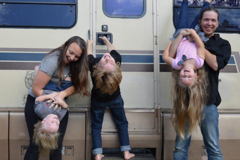 Fun Adventure Family