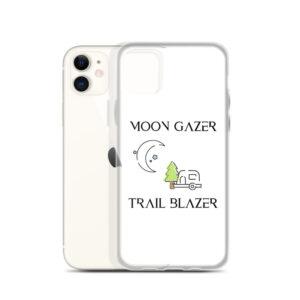 Moon Gazer Trail Blazer 2 iPhone Case